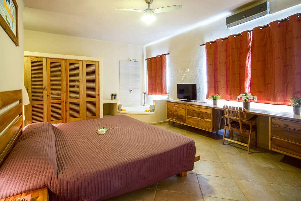 Rooms for couples in Las Terrenas (1)