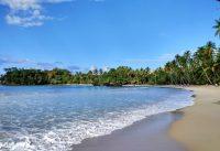 Hermosa vista de Playa bonita