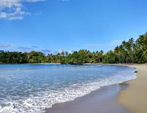 Playa Bonita, a natural beauty.