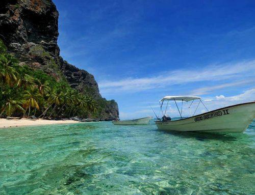 Playa Fronton: a hidden paradise.
