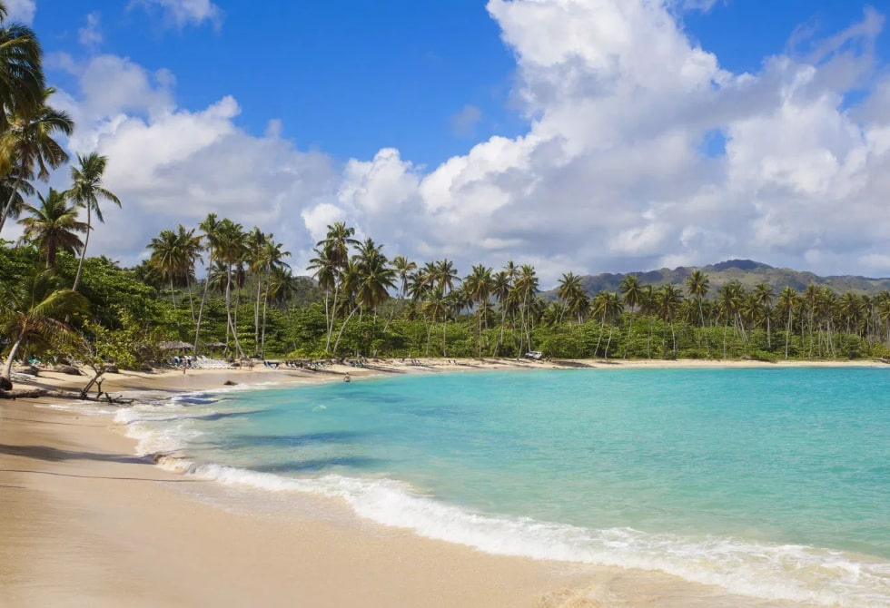 Playa Rincon, one of the ten most beautiful coasts in the world