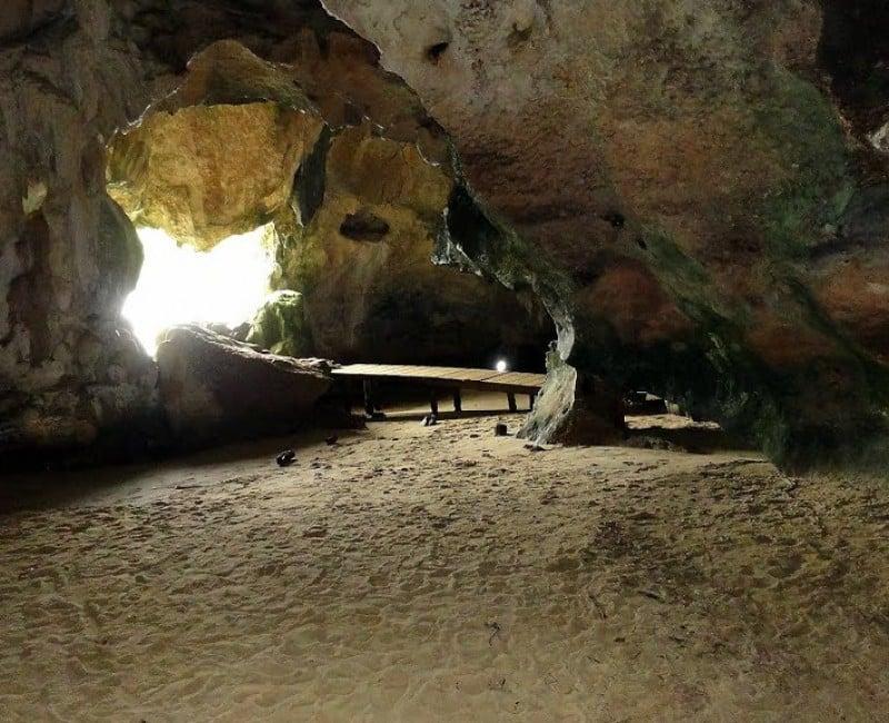 Cave of La Arena