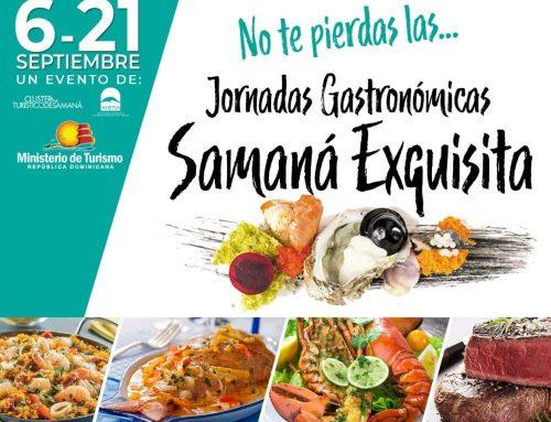 """Hotel Alisei invita a las Jornadas Gastronómicas """"Samaná Exquisita"""""""